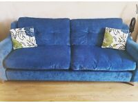 Beautiful large sofa and two chairs