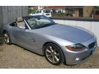 BMW Z4 2.5 2003 for sale