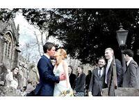 Wedding Photographer £749 Whole day/night