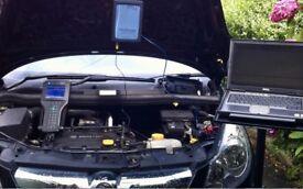 Vehicle car diagnostics (s.yorkshire)