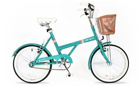 Cute and small bicycle for salling