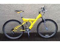"Bike/Bicycle. GENTS RALEIGH "" MAX "" MOUNTAIN BIKE"