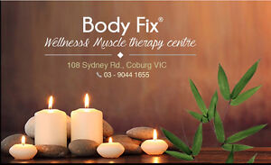 Massage  Therapy in Northern Subs. Melbourne CBD Melbourne City Preview