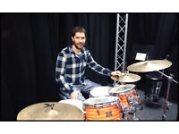 Drum Lessons (free trial)