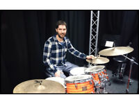 Drum Lessons in West Midlands