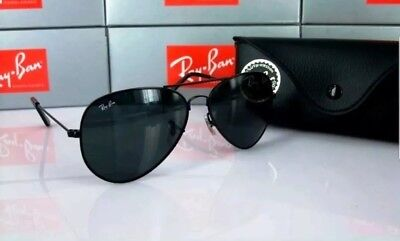 Ray-Ban Aviator Classic RB3085 Black 58 mm