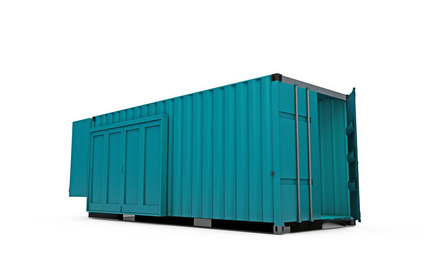 The Highest Quality Metal Shipping Container Available For Sale Is The  One Trip Storage Container. Made Of COR TEN Weathering Steel, One Trip  Containers ...