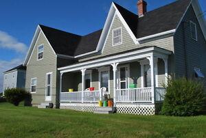 Mavillette Beach House