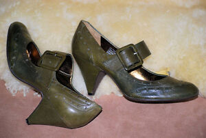 KENNETH COLE  Leather Shoes  Size 6 Kawartha Lakes Peterborough Area image 1