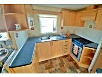 AFFORDABLE STATIC CARAVAN FOR SALE NORTHUMBERLAND - SITE FEES INCLUDED