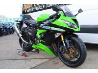 2013 - KAWASAKI ZX6R, EXCELLENT CONDITION, £5,700 OR FLEXIBLE FINANCE TO SUIT