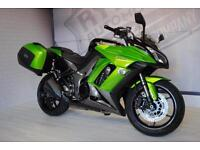 2013 KAWASAKI Z1000SX, IMMACULATE CONDITION, £7,000 OR FLEXIBLE FINANCE TO SUIT