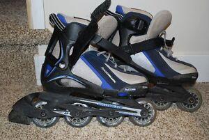 Adjustable Rollerblades, sizes 2-5