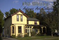 Old Whitby Antiques  ONLINE AUCTION Now Open for Bidding Oshawa / Durham Region Toronto (GTA) Preview