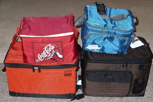 4 Cooler Bags (3 by Thermos) Excellent Condition $35 for 4