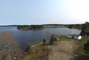 Lot on Island plus main land     READY TO BUILD ON