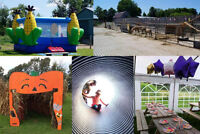 Birthday party $150 including food for up to 10 kids on a Farm