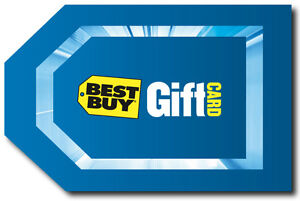 Best Buy $500 Gift Card - ONLY $400