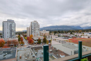NORTH VANCOUVER 2 bdrm/2 bath -  Open Sat & Sunday 2 - 4