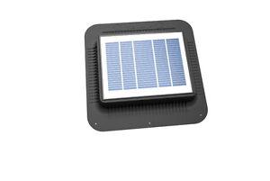 Solar Powered Roof/Attic Vents. Autonomous!