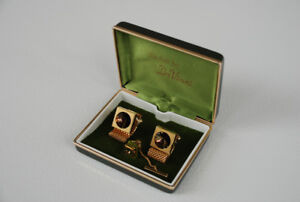 CLASSIC GIFT FOR YOUR MAN - Vintage Cufflinks & Tie Pin Set