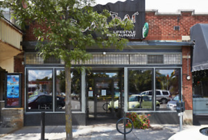 Stylish Late-Night Eatery IN WESTDALE VILLAGE, HAMILTON