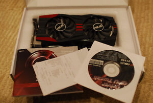Asus GTX 760 GPU mint condition come with box