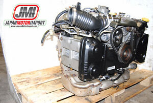 2004-2005 Subaru WRX EJ205 Turbo Engine Moteur 2.0L turbo JDM