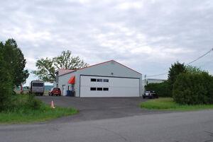 Hangar avion à louer Beloeil