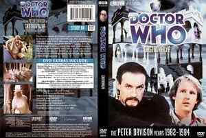 Doctor Who DVD Castrovalva 1982 Peter Davison