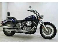 Yamaha XVS1100 1063cc Drag Star Custom V Star Custom