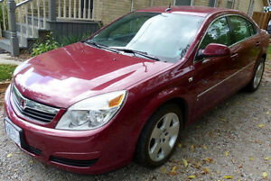2007 Saturn Aura XE Sedan- AMAZING CONDITION! Like new!!