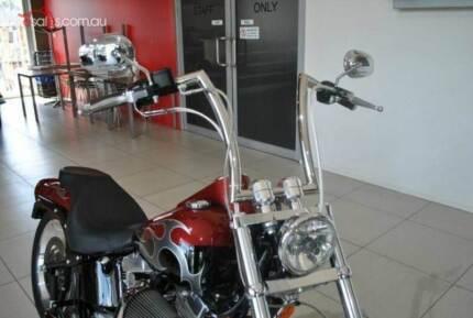 Harley Bars Burleigh