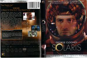 Solaris (2002) - George Clooney, Natascha McElhone West Island Greater Montréal image 1