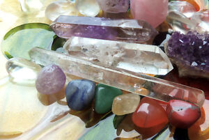 Crystals & Crystal Jewellery