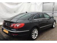 Volkswagen Passat CC 2.0TDI ( 170ps ) BlueMotion Tech 2012 GT FROM £41 PER WEEK