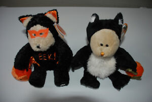 Starbucks Collectible Bearista Bears (27th and 41st editions)