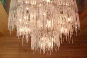 Crystal Chandeliers!