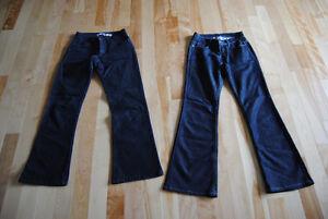 """Jeans """"Le Château"""" et Tristant"""