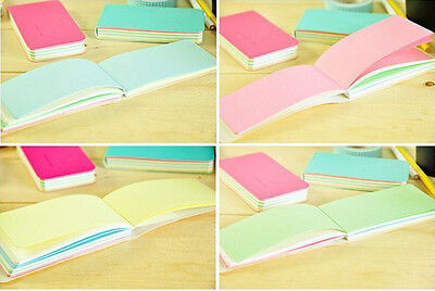 Clever Mini Smiley Notepad Paper Notebook Memo Scratchpad Office Stationery Gift