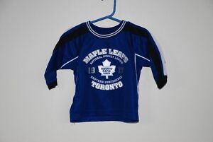 Toronto Maple Leafs jersey Infant Size 12 months