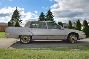 1991 Cadillac Fleetwood For Sale FWD
