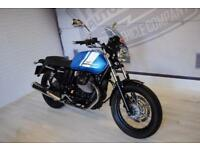 2015 MOTO GUZZI V7 SPECIAL ABS, IMMACULATE CONDITION, £5,700 OR FLEXIBLE FINANCE