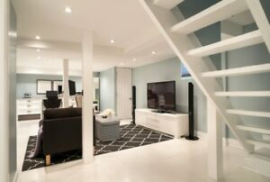 Are You Looking to Get Your Basement Finished? Contact Reno Bots