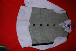 Boy`s suit - size 6