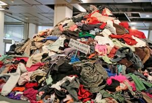 RECYCLED CLOTHING $2.00 PER POUND