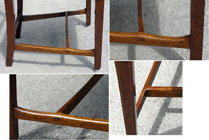 New Price - Pair Mahogany Side Chairs. Antique George III Period Kingston Kingston Area image 8