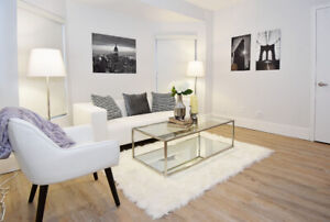 Luxury Renovated 1BR In East Downtown Core From  $1945/-