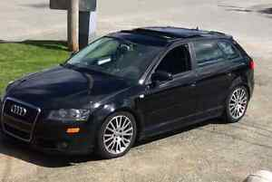 2006 Audi A3 S-Line 2.0L Turbo Hatchback