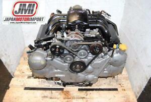 2003-2009 Subaru Outback H6 3.0 Familiale moteur EZ30 JDM Engine
